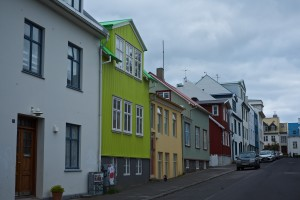 Reykjavík - VGA 2015