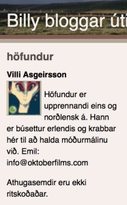 Moggabloggið